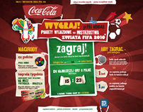 CocaCola World Cup 2010
