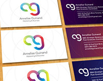 Annelise Guinand personal branding