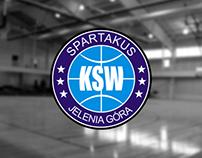 KSW Spartakus Jelenia Gora Logo (2012)
