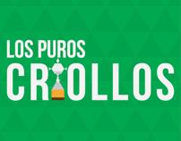 Alexis García - Los puros criollos