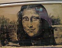 Cevahir Dirty Car PR Stunt