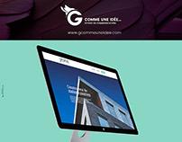 Site internet, site vitrine