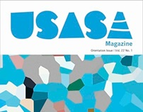 USASA Student Magazine - Volume 22 Issue 1