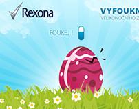 Rexona – Vyfoukni si zajíčka