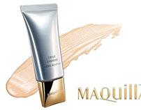 Shiseido Maquillage 2014 Spring Campaign 資生堂 マキアージュ