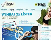 Rexona – Zumba soutěž