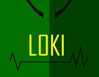 Loki of the Asgard