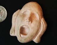 Scream - Sculpey