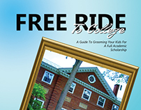 FreeRide Media Book Cover & Website
