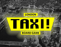 Taxi Game - Redesign