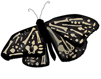 Gothic Butterfly