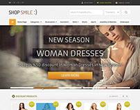 Shop Smile Moda Sitesi