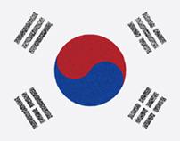 Hangeul poster_Korean alphabet