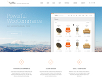 PSD Templates - Soffa Multipurpose