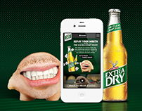 Tooheys Extra Dry: Repay Your Mouth