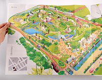YUNLIN AGRICULTURE EXPO PARK MAP
