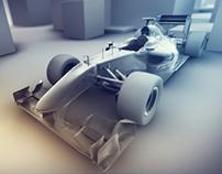Petronas F1 Promo