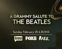 A Grammy's Salute to the Beatles Promo - Foxtel Arena