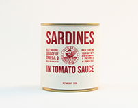 Sardine Packaging