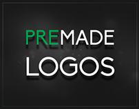 Pre-made Logos