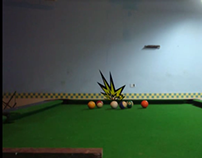 Pool DX Ball - Stop Motion Assignment