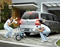 Nissan Parking Sensor