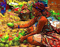"""The Fruit Seller"""