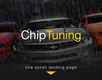 ChipTuning LandingPage