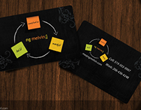Business Card - Stationary
