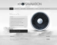 Knots Aviation - Branding