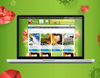 St. Valentine Day for KupiKupon - creative, design