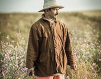 Coriander farming in Morocco