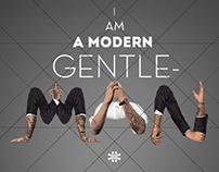 I AM A MODERN GENTLEMAN