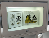 Adidas Memo Game Animation