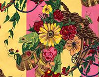 Five point - 12 color design