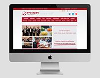 Fyvar Website