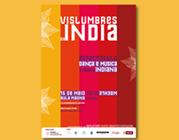 Poster // India comes to Lisbon