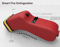 Product Design - Fire Extinguisher