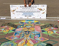 UNESCO Street Chalk Drawing Competition 2015