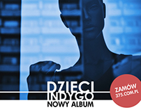 """FRK x Jabol """"Dzieci Indygo"""" Album Poster (2013)"""