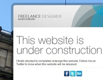 Web Design - Under Construction