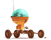 Dave & Jedediah. P.I (Planetary Investigators)
