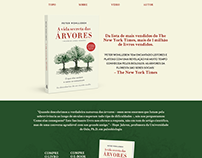 [Web Design] A vida secreta das árvores