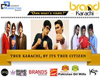 Brand Karachi 2014 ( Facebook Poster 10 )