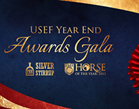 USEF Year End Awards Gala