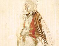 Hommage à Schiele XIX
