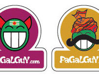 Sticker Design for the All India Pagalguy Meet 2011
