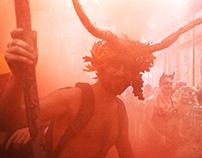 Carnival in Athens.