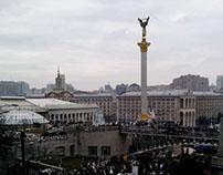 Kiev 2014! Independence Square!