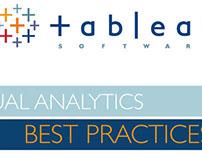 Tableau Best Practices Presentation